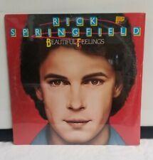 Rick Springfield - Beautiful Feelings (1984) [SEALED] Vinyl LP • Bruce