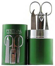 LaCross Festival Grooming Set - Green