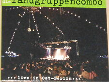 DIE RANDGRUPPENCOMBO -Live in Ost-Berlin- CD