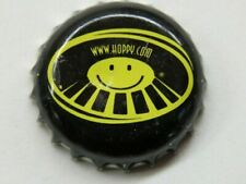 Beer Bottle Crown Cap ~*~ Hoppy Brewing Co., Sacramento, California ~ Breweriana