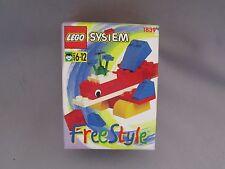 F287 JEU LEGO SYSTEM FREE STYLE Ref 1839 BON ETAT