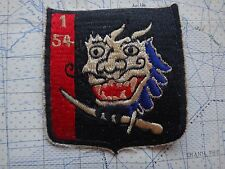 Vietnam War Patch South Vietnamese Army ARVN 1st BATTALION 54th INFANTRY RGT