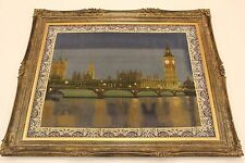 Westminster Puente Londres täbrizi Multa Alfombra Persa Oriental 1,17 x 1,42