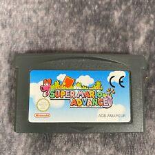 Super Mario Advance Nintendo Game Boy Advance GBA Game Cart Only Genuine