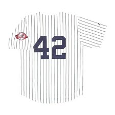 Mariano Rivera 2003 New York Yankees Home White Jersey w/ 100th Patch Men Large