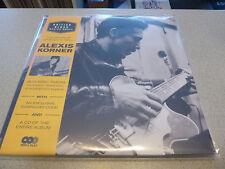 Alexis Korner - British Blues Master Works - 2LP 180g Vinyl // Neu // incl. CD