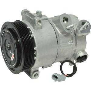 AC Compressor Fits Dodge Caliber Jeep Compass Jeep Patriot OEM 6SEU16C CO7388
