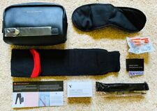 AIR CANADA BUSINESS CLASS AMENITY KIT Want Les Essentiels Case Vitruvi Products