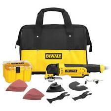 DeWALT DWE315K Oscillating Multi-Tool Saw 3.0 Amp 29 Piece Kit