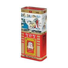 Cheong Kwan Jang  6yr old Korean Red Ginseng Heaven Grade Canned 300g 20 roots天蔘