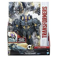 Transformers The Last Knight Armour Turbo Changer Megatron Figure Plane