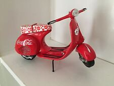 Coca Cola Limited Edition Collectible Pedal Scooter 1960 Clubman 150CC