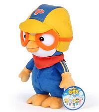 PORORO 38CM Plush Soft Korean Animation Dolls Rag Toy Stuffed Animals Baby Kids