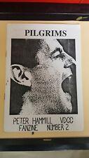 More details for vintage fanzine pilgrims peter hammill vdgg