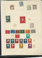 netherlands stamps page ref 17975