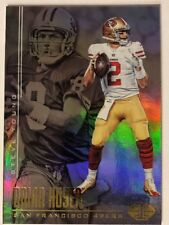 Steve Young Brian Hoyer 2017 Illusions #20 Base 49ers Nice!