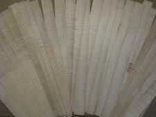 5 sets about 15pcs violin making ribs nice flamed maple Eruopen tone wood