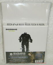 Big Bang Special Edition Still Alive Taiwan CD+folder (TAEYANG ver.) BigBang