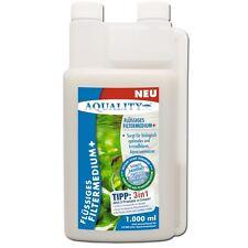 (16,--�'�/l) AQUALITY Flüssiges Filtermedium+ Wasseraufbereiter easy ab 500 ml