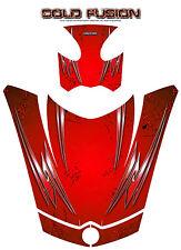 CAN-AM BRP SPYDER RS GS HOOD GRAPHICS KIT CREATORX DECALS CFR