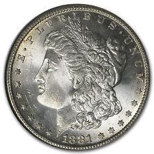 Morgan Silver Dollar - MS-66 NGC
