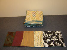 JOB LOTS! 50 Covers of Different designs Evans Lichfield Cushion Cover