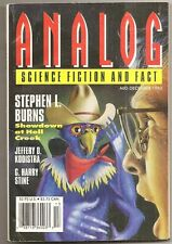 ANALOG Mid-December 1993 Steohen Burns, Bud Sparhawk, Jeffrey Kooistra