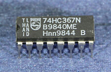 74HC367N	Philips	HEX BUFFER	Dip-16 2PCS