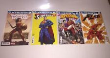 DC Comics- Rebirth Universe Series #1 Lot