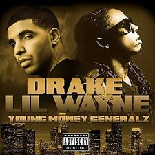Drake and Lil Wayne - Young Money Generalz [CD]