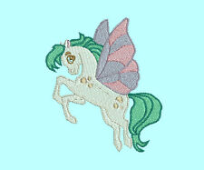 FAIRY HORSES -  20 MACHINE EMBROIDERY DESIGNS