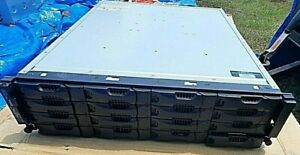 REDUCED, DELL, EQUALLOGIC, E01J, PS6000, 0936477-01,(16) 400GB SAS HD, USED