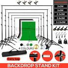 Stability Studio Backdrop Stand KIT Photo Green Screen Background Support System <br/> Best Suppliers Offering The Most Specialized Pro.ducts!
