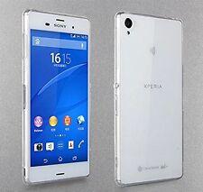 NOVAGO - Coque Gel TPU souple transparente pour Sony XPERIA E4G