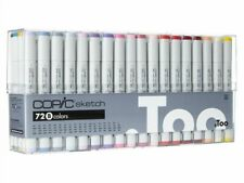 Copic S72-B Sketch Markers Set - 72 Piece