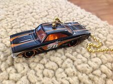 Hot Wheels 68 Plymouth Barracuda Formula S Handmade Ceiling Fan pull- Light Pull