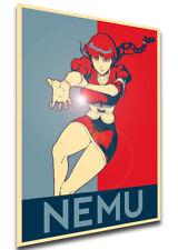 Poster Propaganda - Bleach - Nemu Kurotsuchi - LL0420