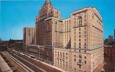Postcard Toronto Ontario Royal York Hotel