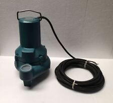 CALPEDA GMC 50/AE ELECTRIC SUBMERSIBLE SEWAGE & DRAINAGE PUMP 400V 2 HP (2)