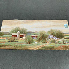 Spring Pastures Rural Country Farm Grande Tapestry Wall Hanging ~ Raymond Knaub