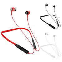Wireless Bluetooth Headphones Sport Running Earphones Stereo Bass Headset SZ