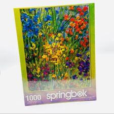 SEALED IN BOX Springbok 1000-Piece Puzzle Day Trip to Nantucket Jeff Hanson
