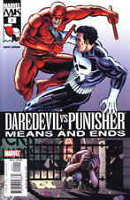Daredevil vs. Punisher: Means and Ends #1 FN; Marvel | save on shipping - detail