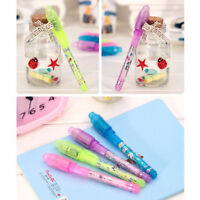 Children Secret Message Pen Kids Party Bag Christmas Stocking Fillers Toy Gift
