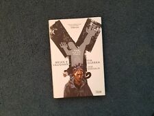 Y the Last Man Deluxe Edition Volume 1 GN Brian K Vaughan Pia Guerra Saga New NM