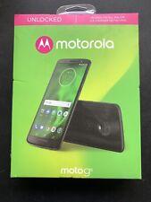 Totally Brand New w/ Factory Sealed Motorola  G6 32GB Smartphone Black