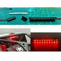 Für 1/10 Traxxas TRX-4 Axial SCX10 II D90 32/62mm LED Bremslicht Lampe Lightbar