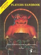 Official Advanced Dungeons And Dragons Players Handbook by Gary Gygax