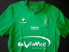 Maillot Le Coq Sportif ASSE Taille L Vert Saint Etienne 2018