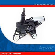 Wiper Motor for Rear Flap Door VW Caddy 2K / 2C - Touran 1T1 / 1T2 - 1T0955711D